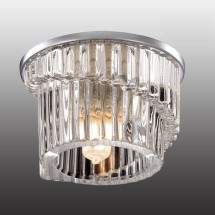 Светильник встраиваемый 369900 NT14 152 хром IP20 G9 40W 220V DEW - 701 руб.