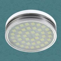 Лампа светодиодная 357120 NT12 027 белый свет IP20 GX53 8W 42LED 5050SMD 220V - 738 руб.