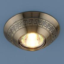 Точечный светильник 120092 SB MR16 (бронза) 156р