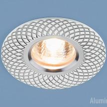 Алюминиевый точечный светильник 2006 MR16 WH белый 342 руб.