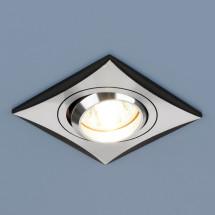 Точечный светильник 5108 MR16 CH/BK хром/черный 440р