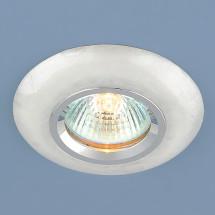 Точечный светильник из искусственного камня 6061 белый MR16 413р