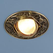 Точечный светильник 711 MR16 SB (бронза) 304р
