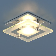 Точечный светильник 781 CH MR16 (хром) 312р
