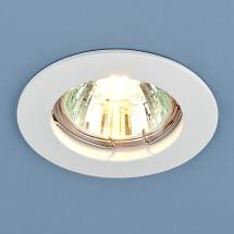 Точечный светильник 863A WH MR16 (белый) 150р