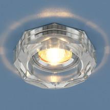 Точечный светильник 9120 SL/ SL MR16 (серебряный / серебряный) 653р