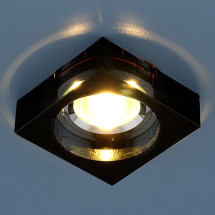 Точечный светильник 9171 GREY/SL MR16 (серый / серебряный) 406р