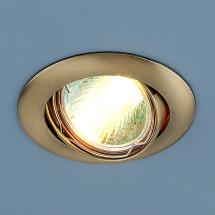 Точечный светильник 104S (бронза) 225р