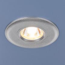 Точечный светильник 107 MR16 серебро 251р