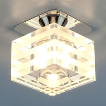 Точечный светильник 8250 CH/WH G9 (хром / прозрачный) 653р