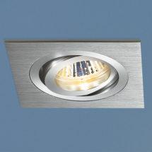 MR16 50W хром (1011/1) позволяет расставлять световые акценты в интерьере, выделяя выбранные элементы декора. 479 руб.