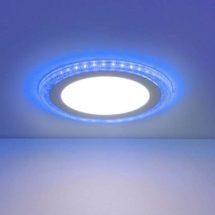 Светильник DLR024 18W 4200K Blue - 1285 руб.