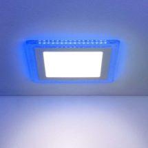 Светильник DLS024 18W 4200K Blue - 1327 руб.