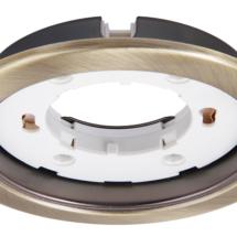Светильник GX53 Матовая бронза - 120 руб.